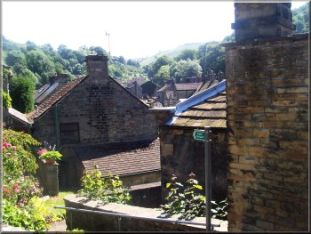 Yorkshire walks my walking diary route no 147 - Hathersage open air swimming pool ...