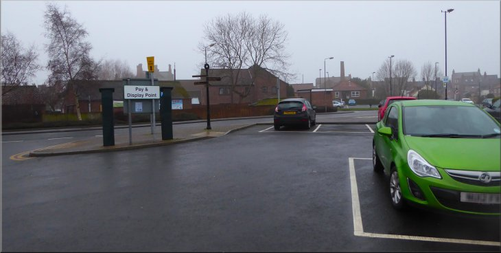 Thirsk Station Car Park
